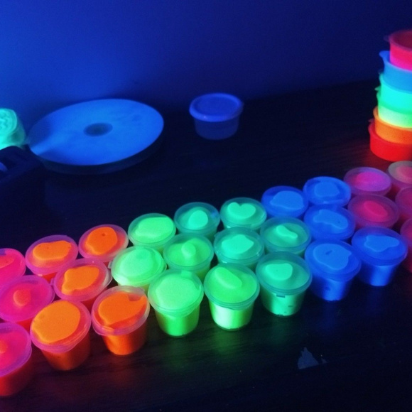 X-Rave Products Other - BLACKLIGHT BODY PAINT 1oz - RAVE NEON ART PARTY UV